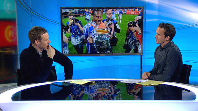 Dan Walker and Kevin Davies discuss Didier Drogba's return to Stamford Bridge next week