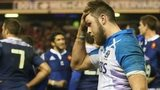 Scotland defeat by France was their third in four Six Nations games