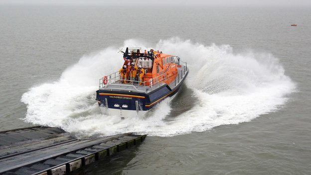 New Mumbles lifeboat