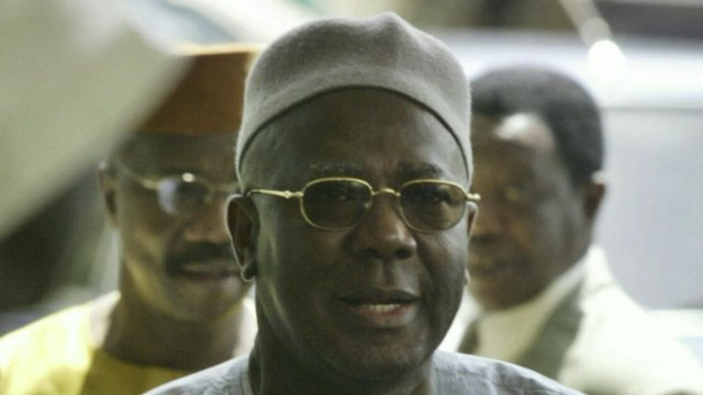 Former Sierra Leone President Kabbah, who passed away Thursday