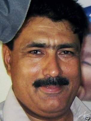 Shakil Afridi, 9 July 2010