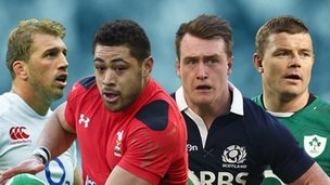 Composite Six nations teams