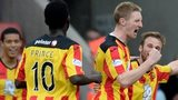 Chris Erskine opened the scoring for Partick Thistle at Firhill