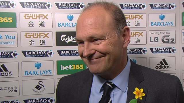 Pepe Mel after West Brom beat Swansea 2-1