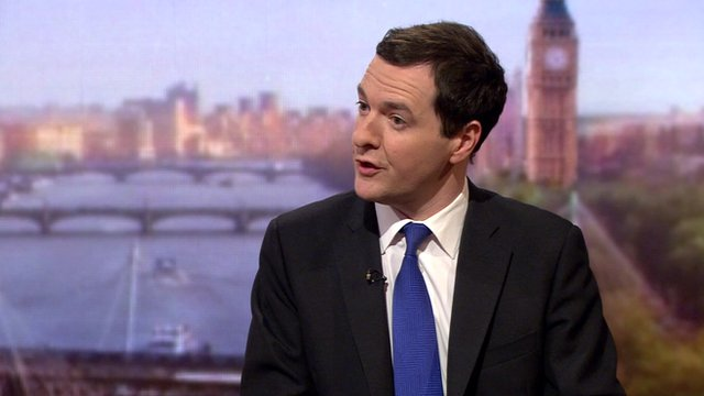 Difficult decisions still to come says Osborne