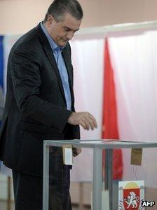 Sergiy Aksyonov (16 March 2014)