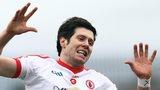 Sean Cavanagh scored Tyrone's second goal at Healy Park
