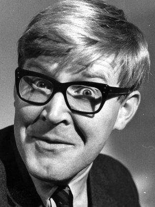 Alan Bennett in 1966