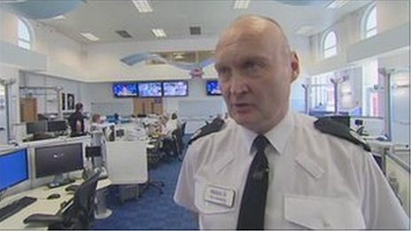 Assistant Chief Constable Terry Sweeney