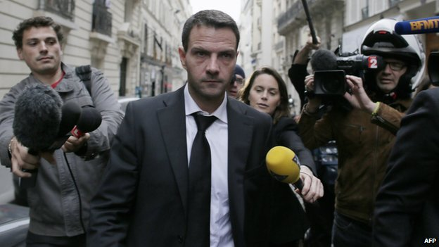 Jerome Kerviel. 2012