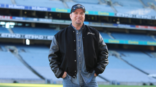 Garth Brooks at Croke Park, January 2014