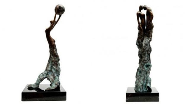 Jennine Parker sculptures
