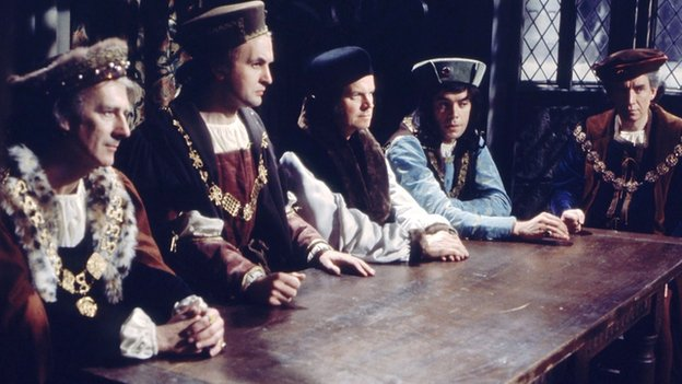 Cast of The Shadow Of The Tower, a historical drama about the first Tudor monarch Henry VII