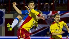 Fraser Aird opened the scoring