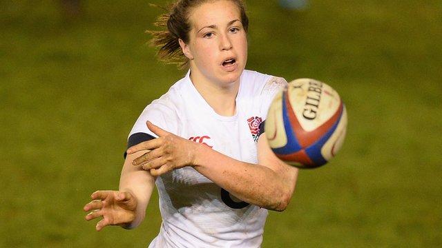 England Emily Scarratt