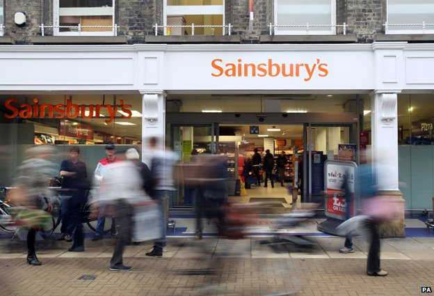 Sainsburys, Cambridge