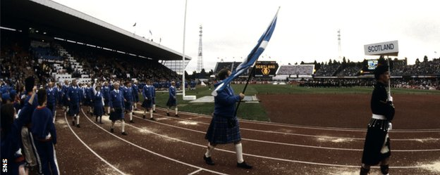 The 1986 Games in Edinburgh were beset with financial difficulties