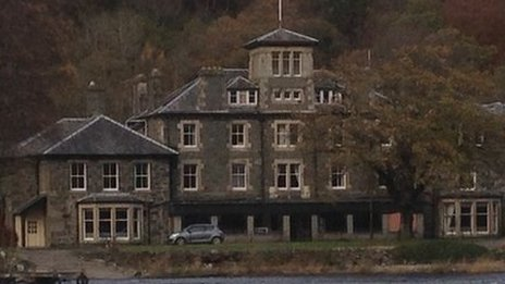 Drummond Hotel, St Fillans
