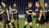 Edinburgh sit eighth in the Pro12