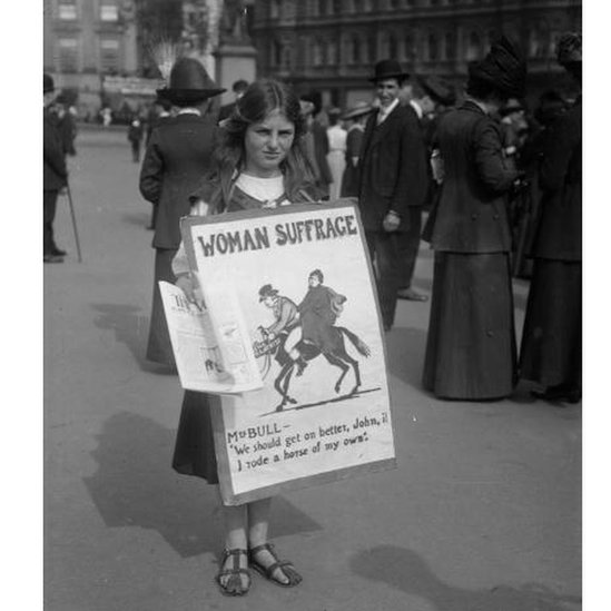 women after ww1