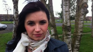 "Cllr Elisha McCallion said it was a ""shocking video"""