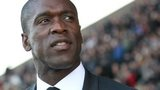 AC Milan manager Clarence Seedorf