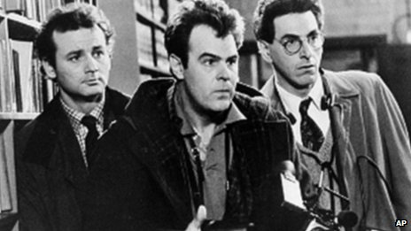 Ghostbusters film still