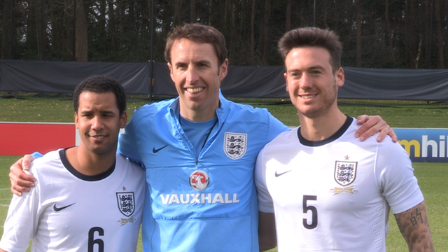 England CP Team