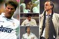 Real's Michael Laudrup (left), Luis Enrique, Ivan Zamorano and Jose Amavisca thrashed Johan Cruyff's Barca
