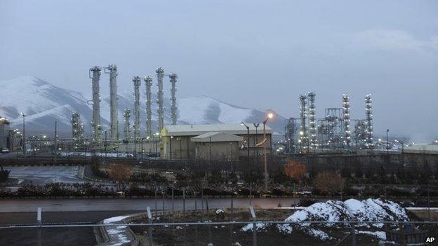 Arak heavy-water facility (2011)