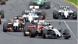 Melbourne GP start