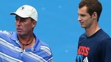 Ivan Lendl and Andy Murray