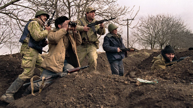 Russian nationalists in 1992