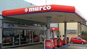 Murco garage