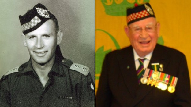 Major Duncan McMillan
