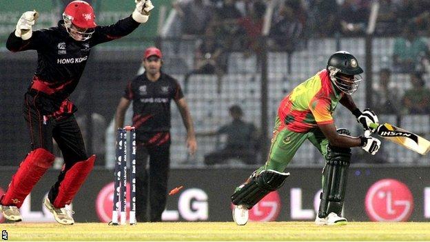 Bangladesh's Rubel Hossain