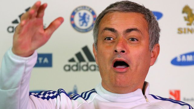 Jose Mourinho, master of mischief