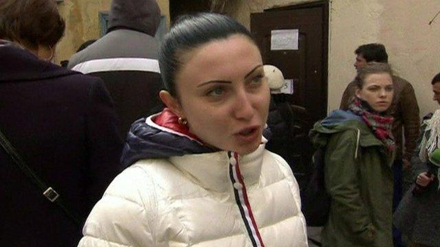 Sevastopol resident