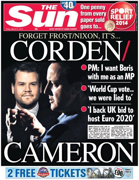 corden cameron headline photo