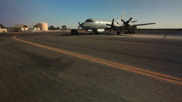 Australian military air base