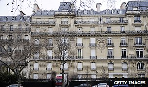 Teodorin Obiang's Paris mansion