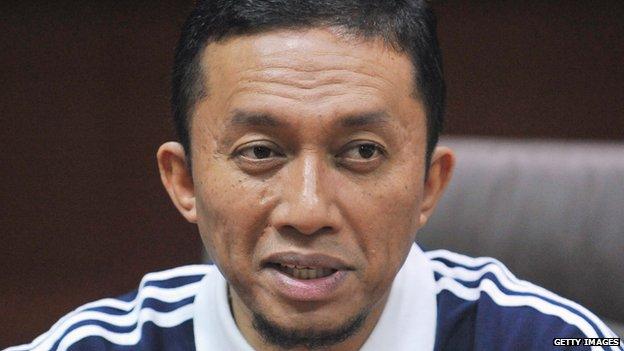 Tifatul Sembiring file picture
