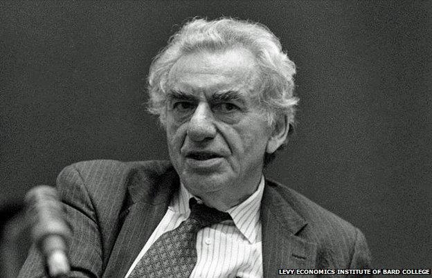 Hyman Minsky