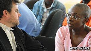 Rwandan opposition leader Victoire Ingabire