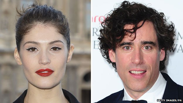 Gemma Arterton and Stephen Mangan