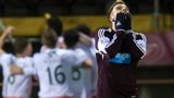 Hearts lost 2-1 at home to Dundee United