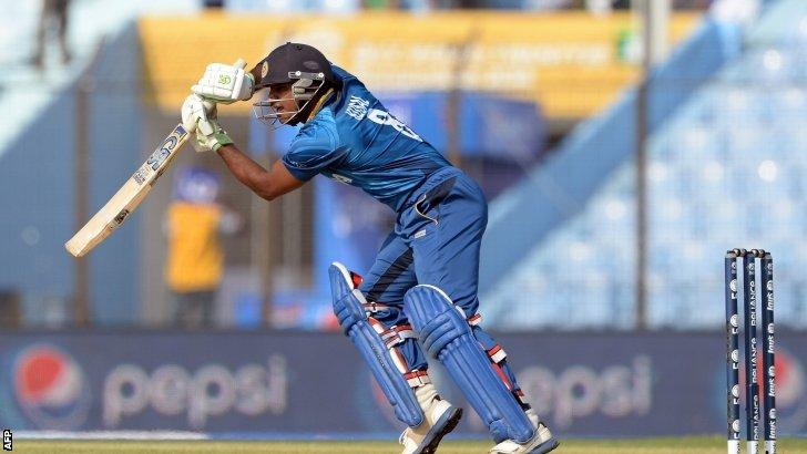 Sri Lanka batsman Kusal Perera