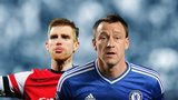 Per Mertesacker, John Terry