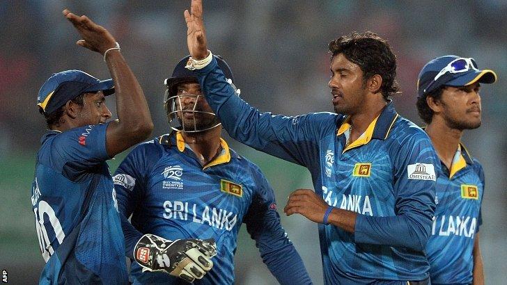 Sri Lanka bowler Sachithra Senanayake