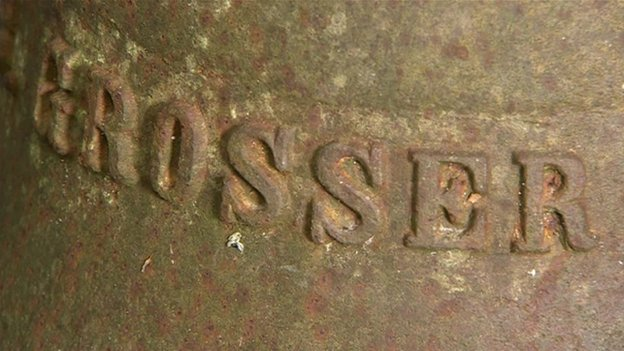 SMS Grosser Kurfurst bell